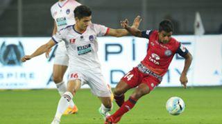 Vinit Rai Mehtab Hossain Delhi Dynamos FC Jamshedpur FC ISL season 4 2017/2018