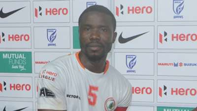 Varney Kallon Indian Arrows NEROCA FC I-League 2017/2018