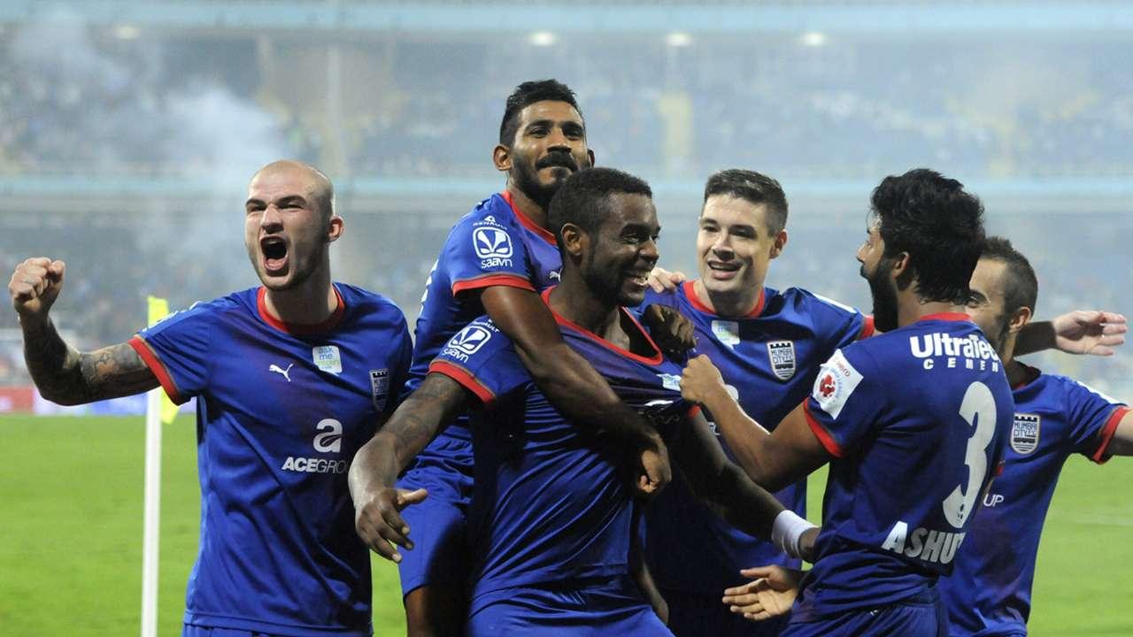 Frederic Piquionne Mumbai City FC FC Goa ISL season 2