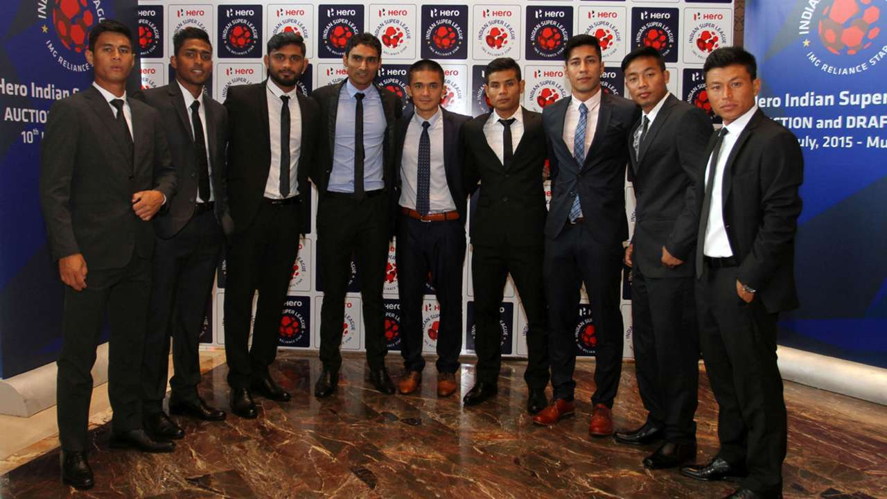 ISL 2015 Player Auction & Draft