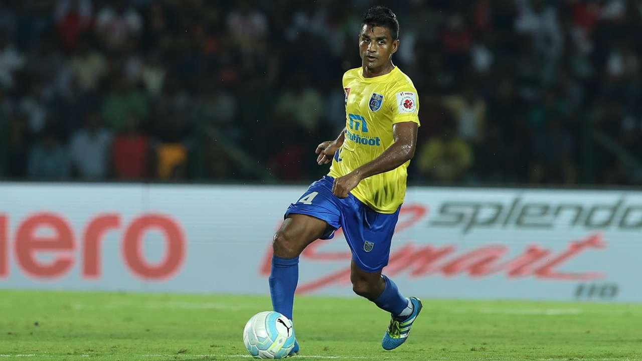 Mehtab Hossain NorthEast United FC Kerala Blasters ISL Season 3 2016