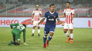 Jeje Lalpekhlua ATK Chennaiyin FC ISL 4 2017/2018