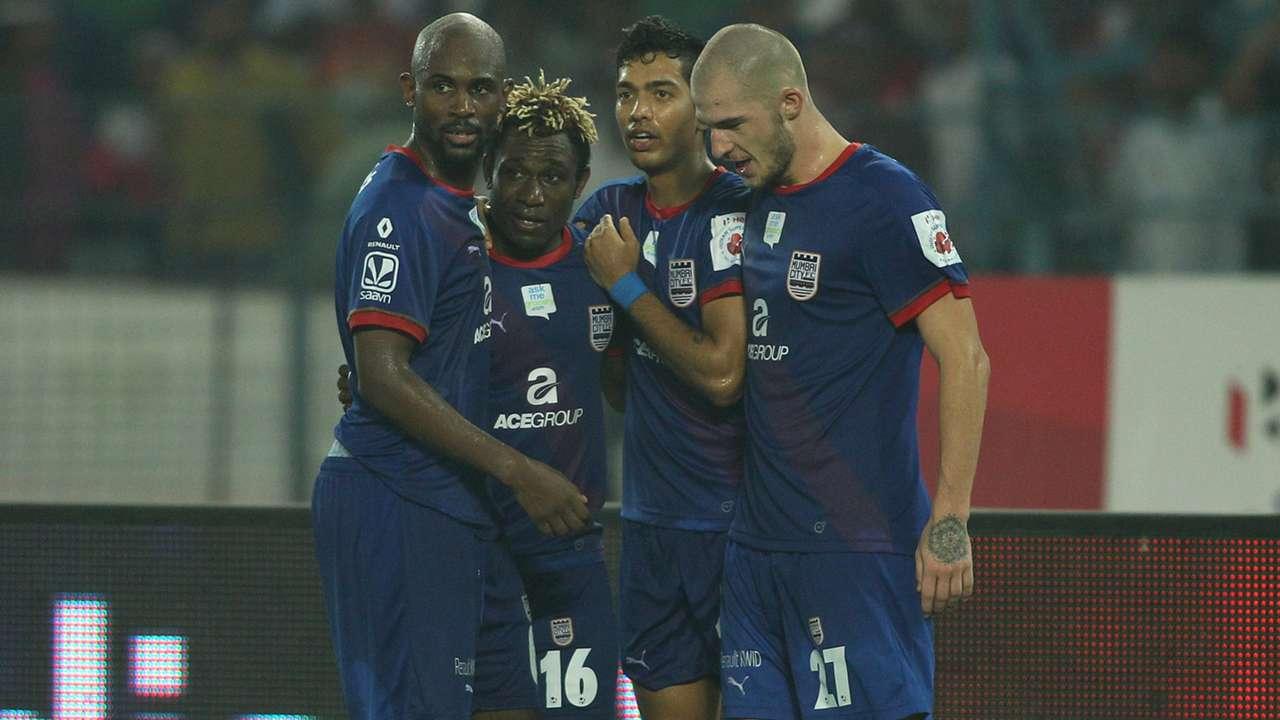 Sony Norde Atletico de Kolkata Mumbai City FC ISL season 2