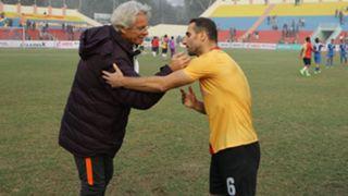 Norton de Matos Mahmoud Al Amna Indian Arrows East Bengal I-League 2017/2018