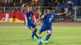 Sunil Chhetri Bengaluru FC East Bengal I-League 2017