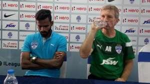 CK Vineeth Albert Roca Bengaluru FC I-League 2017