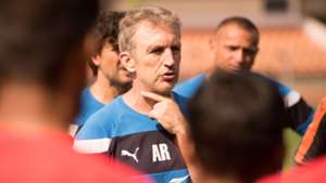 Albert Roca Bengaluru FC training session