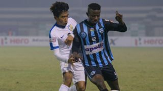 William Asiedu Boris Thangjam Minerva Punjab FC Indian Arrows I-League 2017/2018