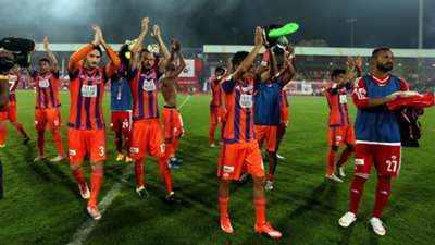 FC Pune City Mumbai City FC ISL season 2 05102015