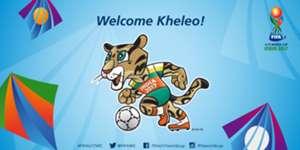 Official Mascot FIFA U-17 World Cup India 2017