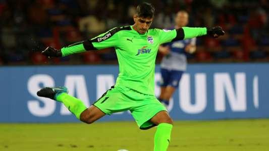 Gurpreet Singh Sandhu: I broke my arm playing Europa League and yet I was smiling   Goal.com