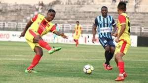 Odafa Okolie Gokulam FC Minerva Punjab FC I-League 2017/2018