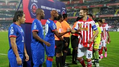 Mumbai City FC Atletico de Kolkata ISL season 2