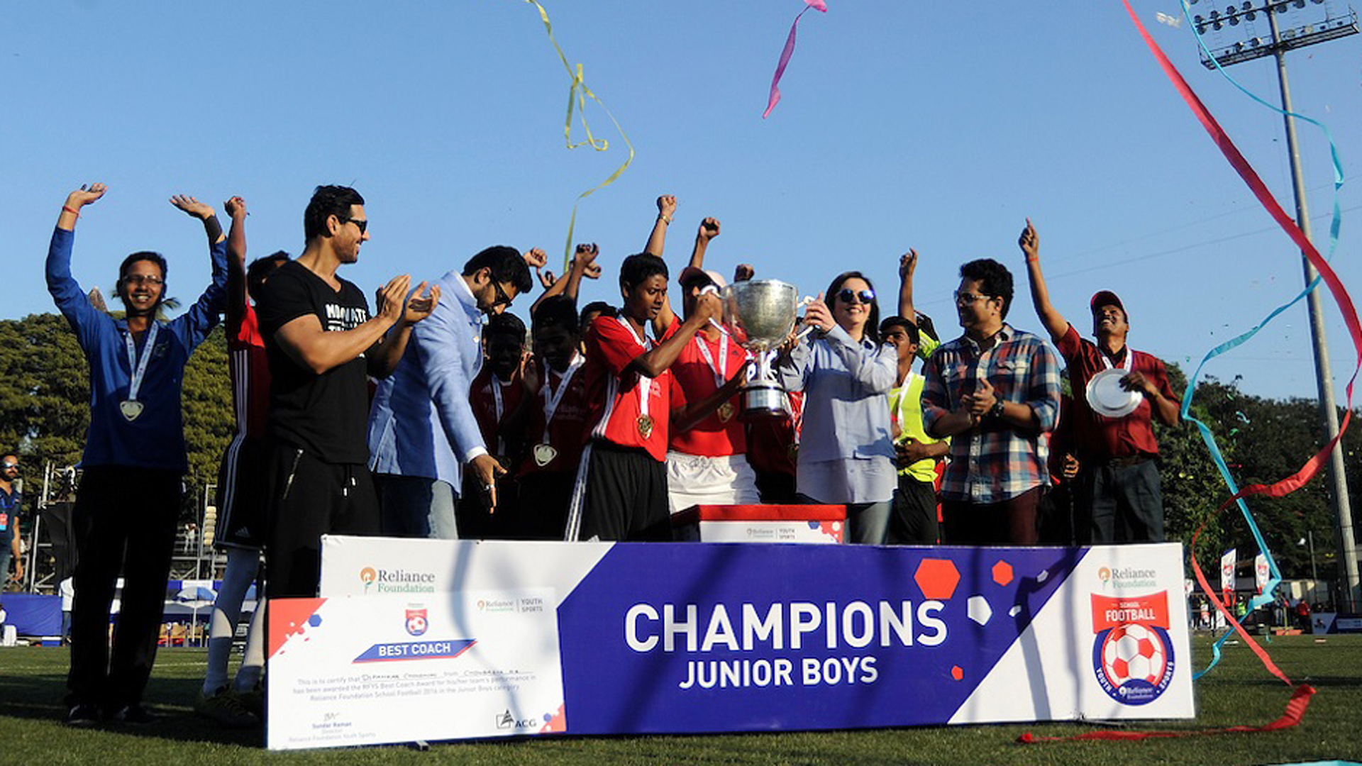Reliance Foundation Youth Sports National Football