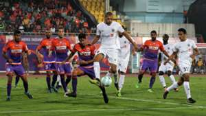 Danilo FC Pune City NorthEast United FC I-League 2017/2018