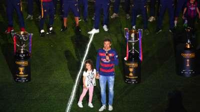 Daftar Gelar Luis Enrique Di Barcelona