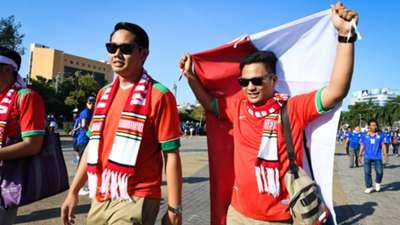 AFF Suzuki Cup 2016: Fans Indonesia