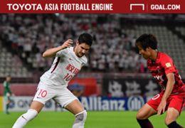 Toyota - Kashima Antlers vs Tianjin Quanjian