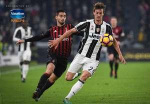 Vaseline - AC Milan - Juventus