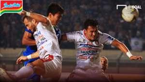 Cover Indomie - Persib Bali United