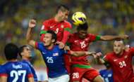 Indonesia vs Malaysia - AFF Cup 2012