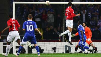 Manchester United vs. Chelsea 2008