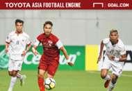 Toyota - Home United - Persija