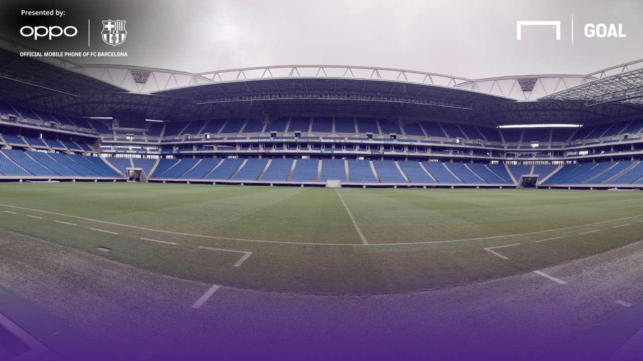 Keindahan Osaka Suita Stadium Lewat Rekaman Lensa OPPO Reno