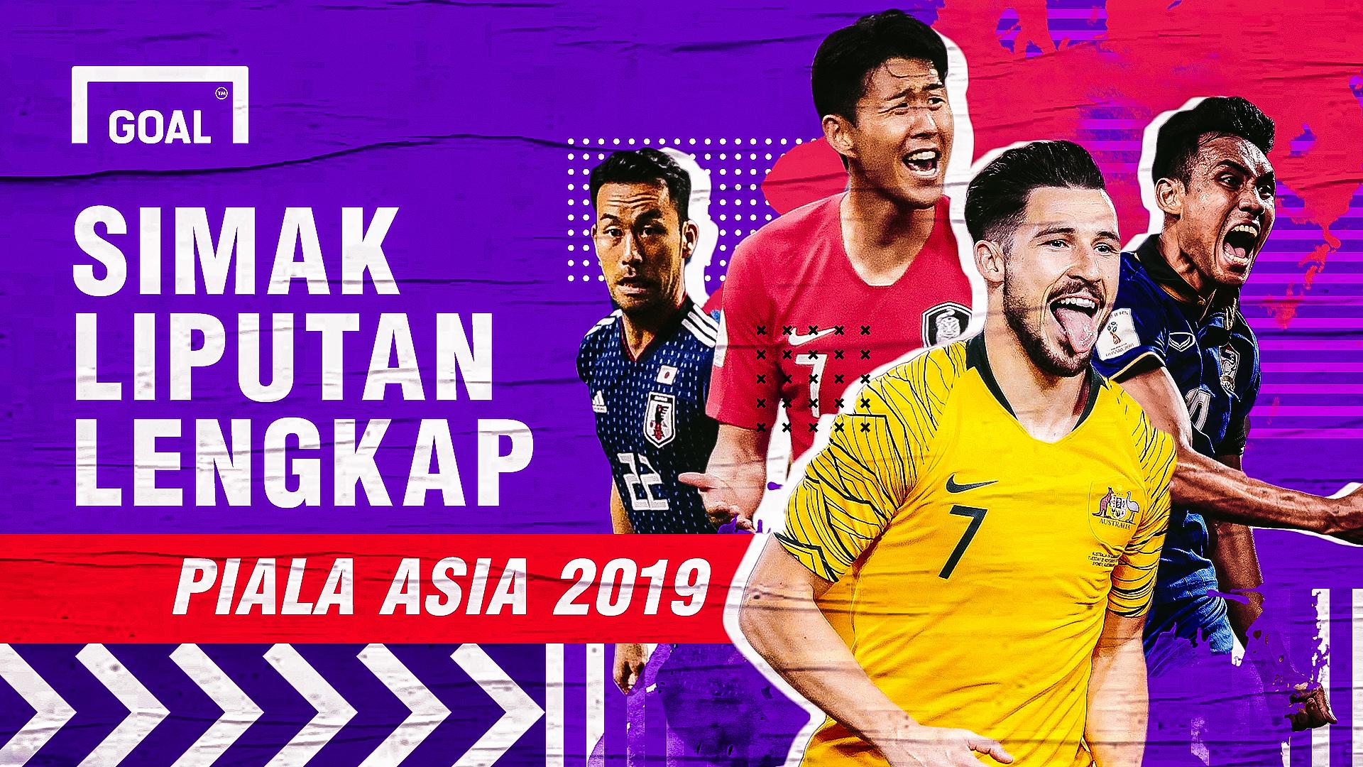 Footer Piala Asia 2019