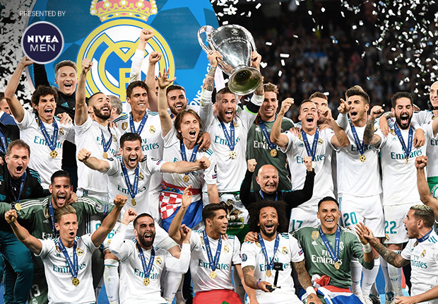 دوري أبطال أوروبا: كم مرة فاز ريال مدريد بالكأس ذات الأذنين؟   Goal.com