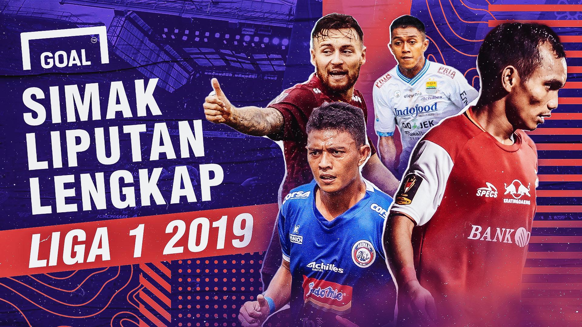 Liga 1 2019 - Footer Banner