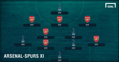Harry Kane, Mesut Ozil & Tim Terbaik Arsenal - Tottenham