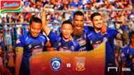 Indomie - Arema vs Borneo