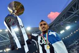 Arturo Vidal Juventus Scudetto 2013