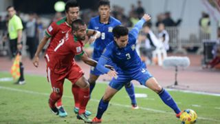 Theerathon Bunmattan - Thailand & Zulham Zamrun - Indonesia AFF Suzuki Cup