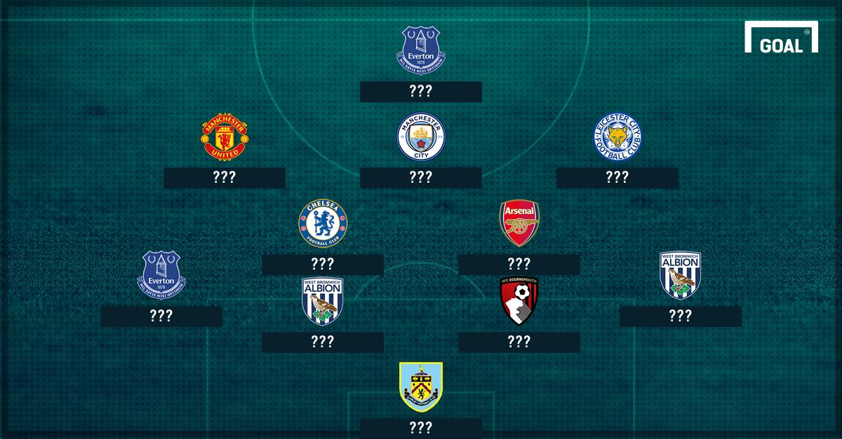 Kante, Xhaka & Tim Terbaik Liga Primer Inggris Pekan 29