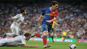 Lionel Messi - Real Madrid Barcelona 2009