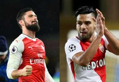 Giroud, Falcao & Pemain Paling Efektif Di Eropa
