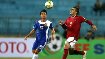 AFF 2014 Cristian Gonzales - Indonesia & Souliyavong - Laos