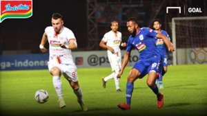 Indomie - CR - PSIS vs Persija