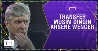 Arshavin Hingga Adebayor: Rapor Arsene Wenger Di Bursa Transfer Januari