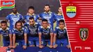 Indomie Cover Preview - Persib vs Bali United