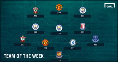 Ibrahimovic, De Bruyne, & Tim Terbaik Liga Primer Inggris Matchday 17