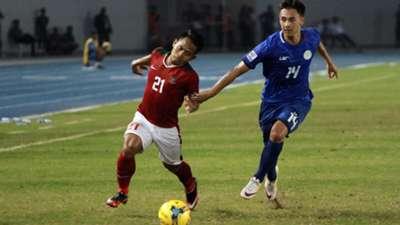 Andik Vermansyah - Indonesia & Filipina - AFF Suzuki Cup 2016