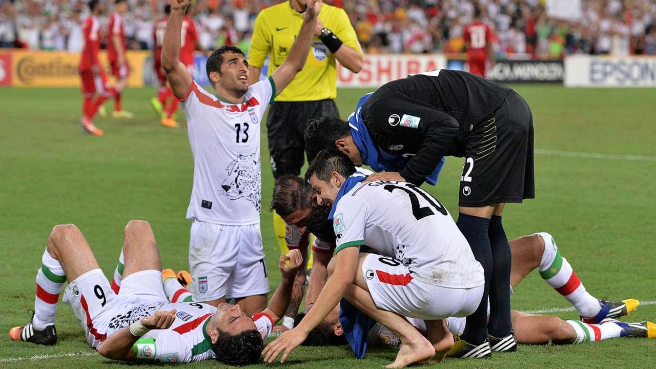 Iran v UAE - AFC Asian Cup 2015