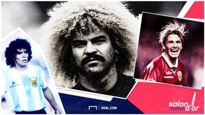 Beckham, Baggio, Maradona & Gaya Rambut Pesepakbola Paling Ikonik Dalam Sejarah