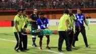 Angga Saputro Cedera - Madura United