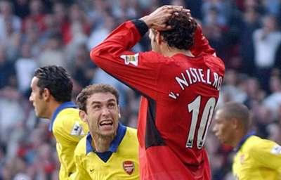 Manchester United vs. Arsenal (Battle of Old Trafford)