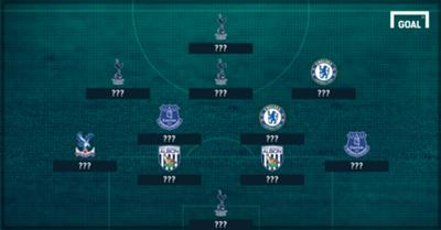 Kane, Fabregas & Tim Terbaik Liga Primer Inggris Pekan 26
