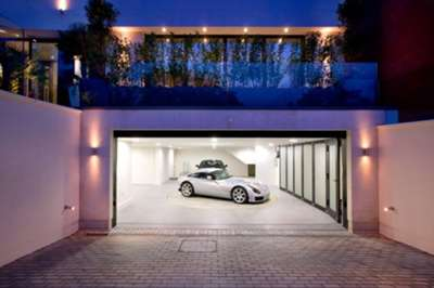 Ini Penampakan Rumah Mewah Mesut Ozil Di London